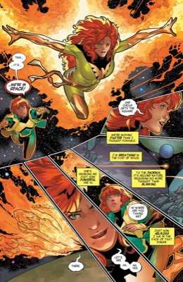 Generations: Phoenix and Jean Grey - Marvel Comics